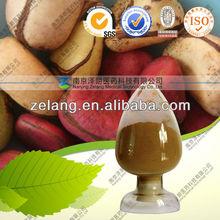 High quality Guarana Extract/Guarana Seed P.E CAS 58-08-2