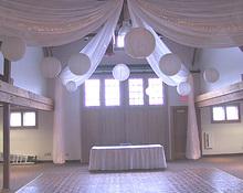 fashional wedding event supplies portable fabric backdrop decor pipe and drape