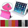 Mink Grain leather case for ipad5 air, for ipad air apple case