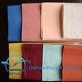 """Polyester coton tissu uni t/c 65/35 45*45 130*70 57/58"""" de teinture pour la chemise"""