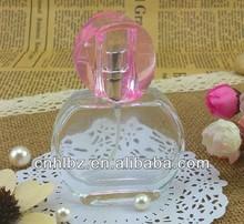 30/60/100ML Wholesale Custom Perfume Glass Bottles