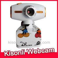 Stable quality 8 mega pixel webcam,toy webcam camera