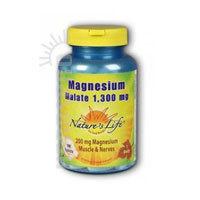 Estados unidos vendedor: magnésio malato 1300 mg 250 guias pela vida da natureza