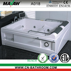 2 Persons Massage Bathtub & Whirlpool tubs & Bath tub A018