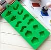 doraemon design silicone ice tray