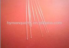 Micro quartz glass capillary tubes,precision quartz rod