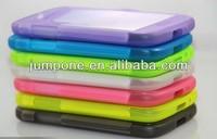 Book Style Folio Soft clear TPU Gel Case for Samsung Galaxy Ace 2 i8160