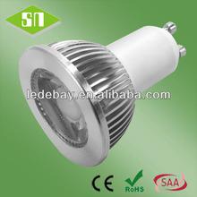 dimmbar 2700K hot white dimmable led spotlight gu10