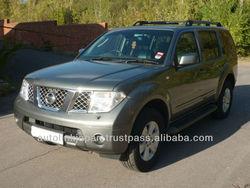 2005 Nissan Pathfinder 2.5 dCi T-SPEC 5dr Auto 21183SL