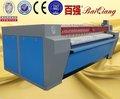 profesional de control de fácil plancha de vapor industrial de la estación
