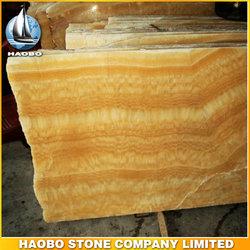 Yellow Honey Onyx Marble