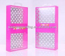 China custom fancy design baby wipe plastic cases