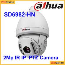 Long Range IR CCTV PTZ IP Camera Outdoor Dahua SD6982-HN