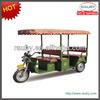 Banglades Rauby three wheel rickshaw for passenger
