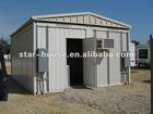 light prefabricated steel building/workshop/hanger/warehouse