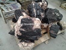 Black Tourmaline Rough Stone