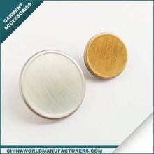 Customized fashion button polishing machine / zs accessory factory