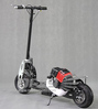 high quality low price gas scooter 43cc chopper