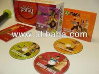 DVD Exercise Set Plus 2 Toning Sticks and Program book