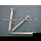 Hot Sale!!! Zinc Plated Concrete Steel Nail,Galvanized Steel Cement Nail