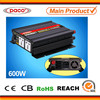 600 watts dc to ac power inverter with battery charger 12v/24vdc for 110v/220v ac