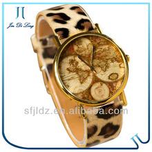 Popular design ladies girls Japan movement jewelry watch watch no numbers