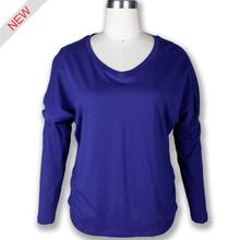 new fashion blue ladies fashion design online shopping clothes