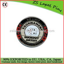 poker card protectors/ poker card guards/ metal poker card coins