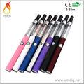 China novo e-cigarro- slim colorido fumaça do cigarro eletrônico