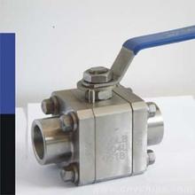 Vatac brand high pressure threaded connection ball valve dn10