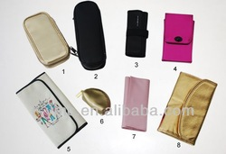 cosmetic pouch, cosmetic bag