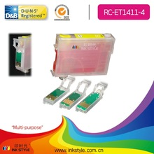 Inkstyle T1411-4 Refill ink cartridge for Epson ME320 ME32 ME33 ME330