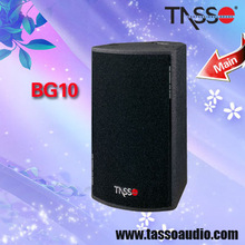 4 way audio input control concert speaker system pro woofer system audio