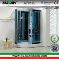 bajo la bandeja de vapor cabina de ducha cabina de ducha a7012l