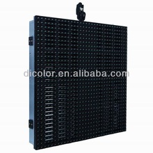 Outdoor P16 PAINEIS DE LED with die-casting cabinet
