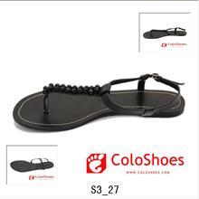 2013 Fashion PVC girl sandal