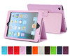 Flip Case Cover Tablet Stand Case Leather with Holder for iPad Mini 2