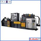 Full-automatic plastic compactors scrap plastic recycling machine