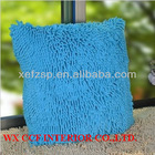 super soft shaggy plush polyester shaggy cushion cover