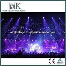 Event Decoration Soft LED Curtain Manufacturer LED Light Curtain