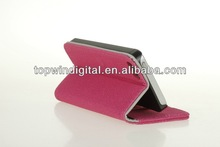 Stone Grain Leather Case For Iphone 5C