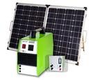 300W OFF GRID COMPACT SOLAR PV HYBRID POWER SYSTEM