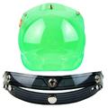 alta calidad de seguridad visera del casco de la motocicleta para