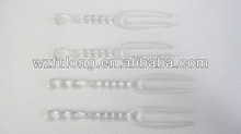 transparent plastic ice pick