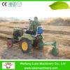 Ukraine hot selling 12hp four wheel small tractor based on motoblok price