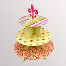 wholesale cardboard cupcake stand