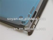 Hard Ultra-thin PC cases for IPad mini, Sublimation plant cases for IPad mini