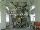plastic auto feeding, mixing and compounding machine