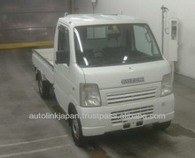 2007 Suzuki Carry Truck DA63T