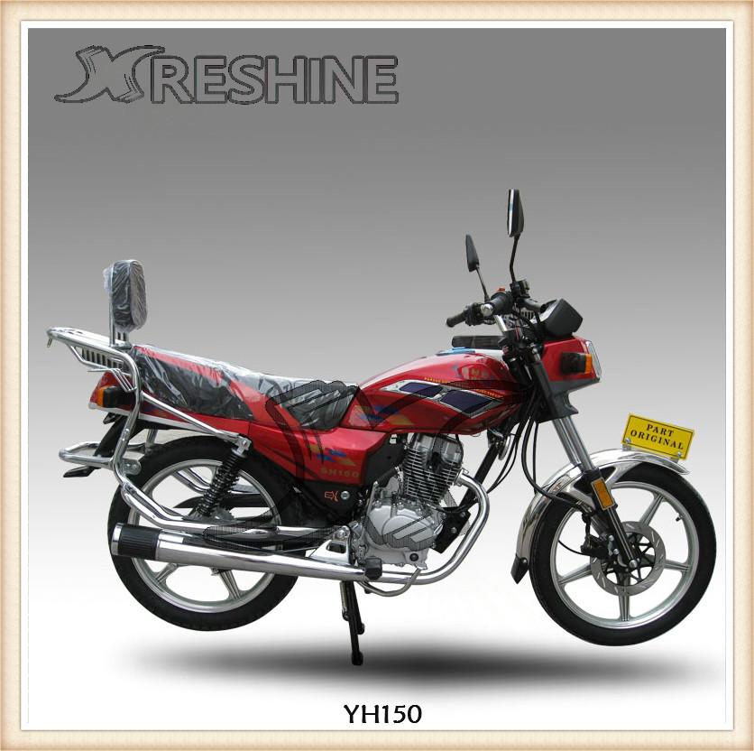 Spoke Wheel 125cc/150cc Motorcycle/ Chongqing Best Selling Street Bike 150cc